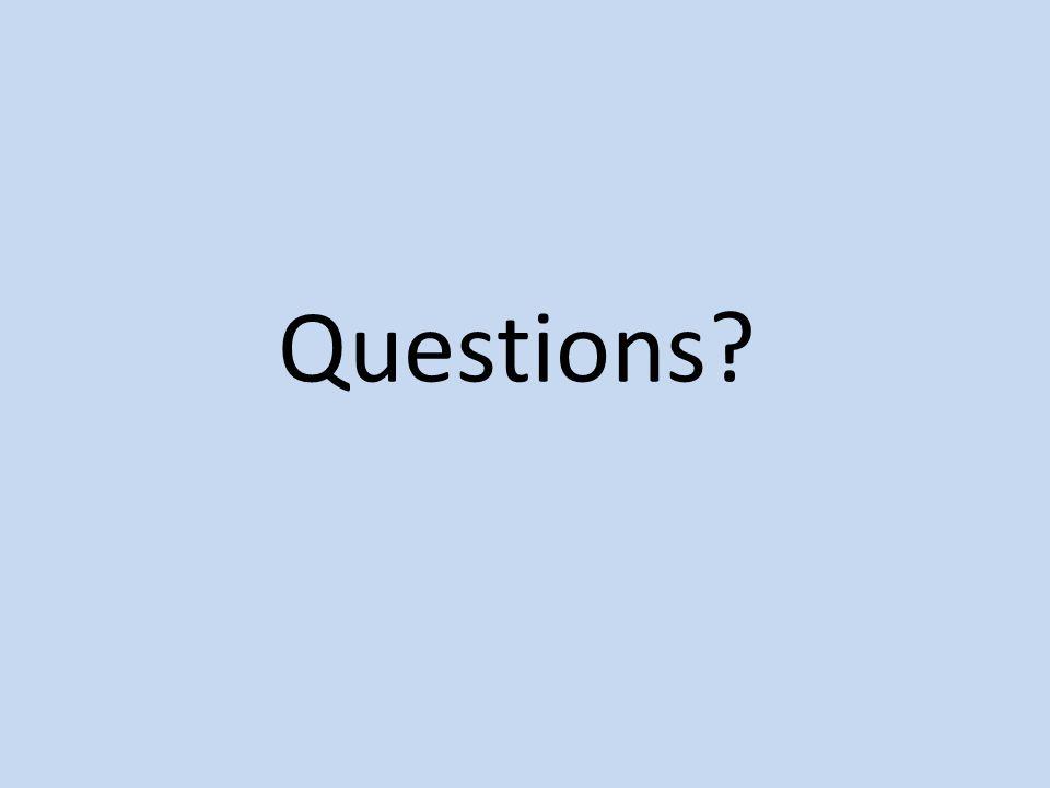 Questions Katina