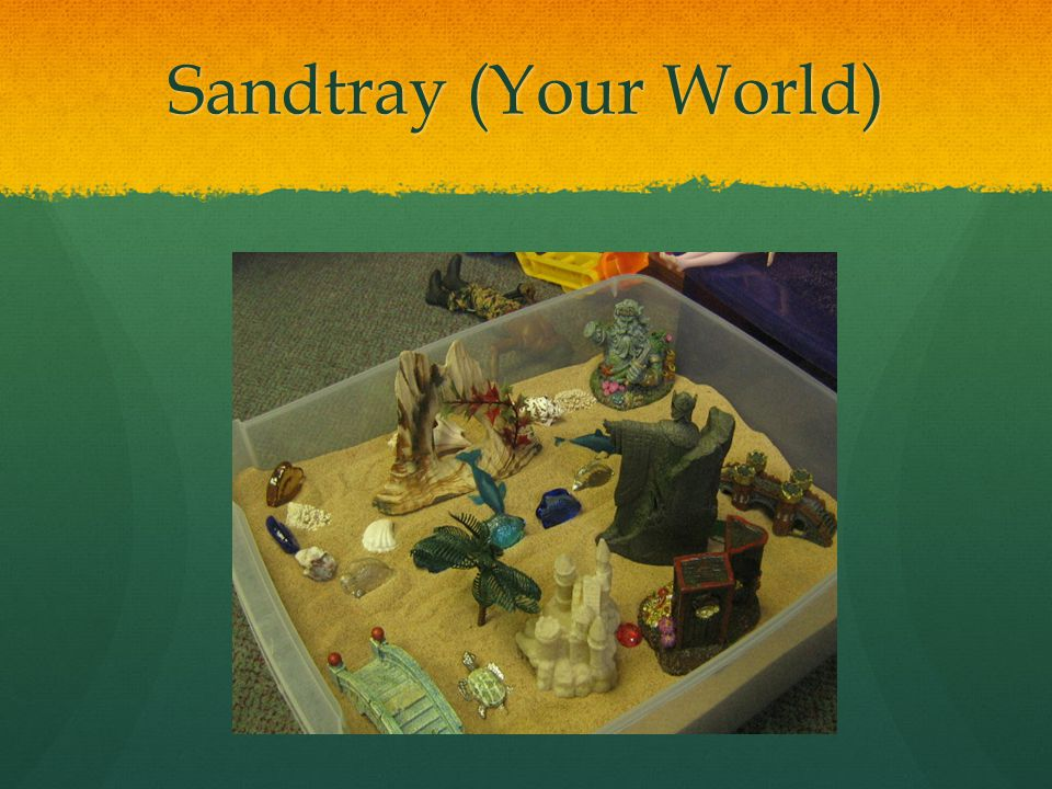 Sandtray (Your World)