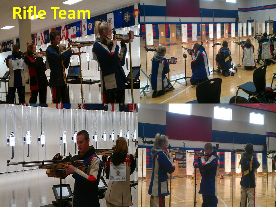 Rifle Team Air Rifle Team