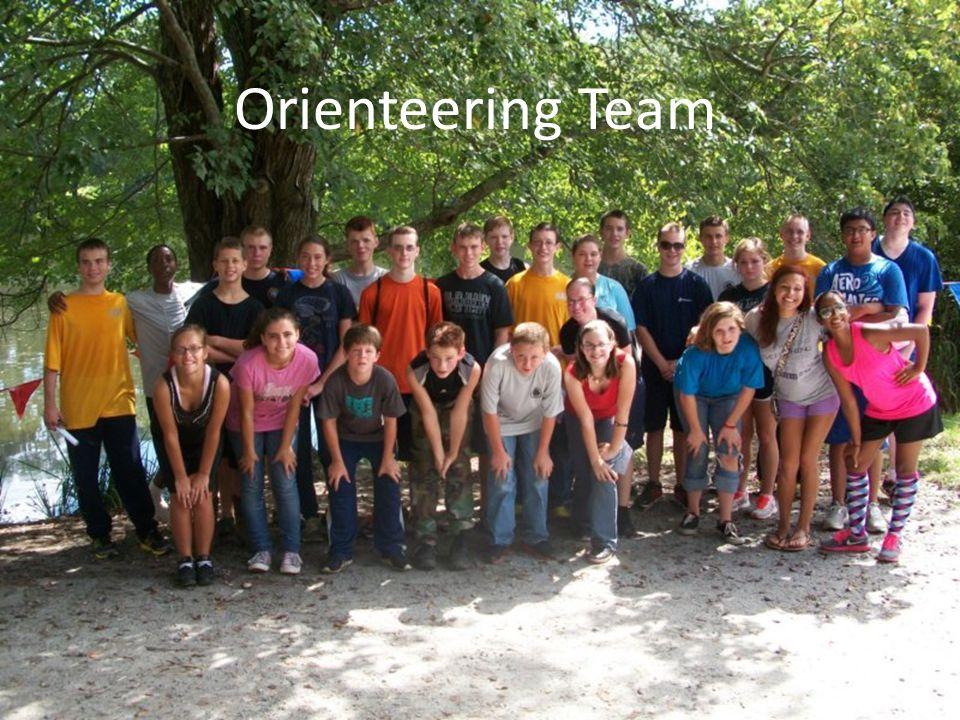 Orienteering Team Orienteering Team