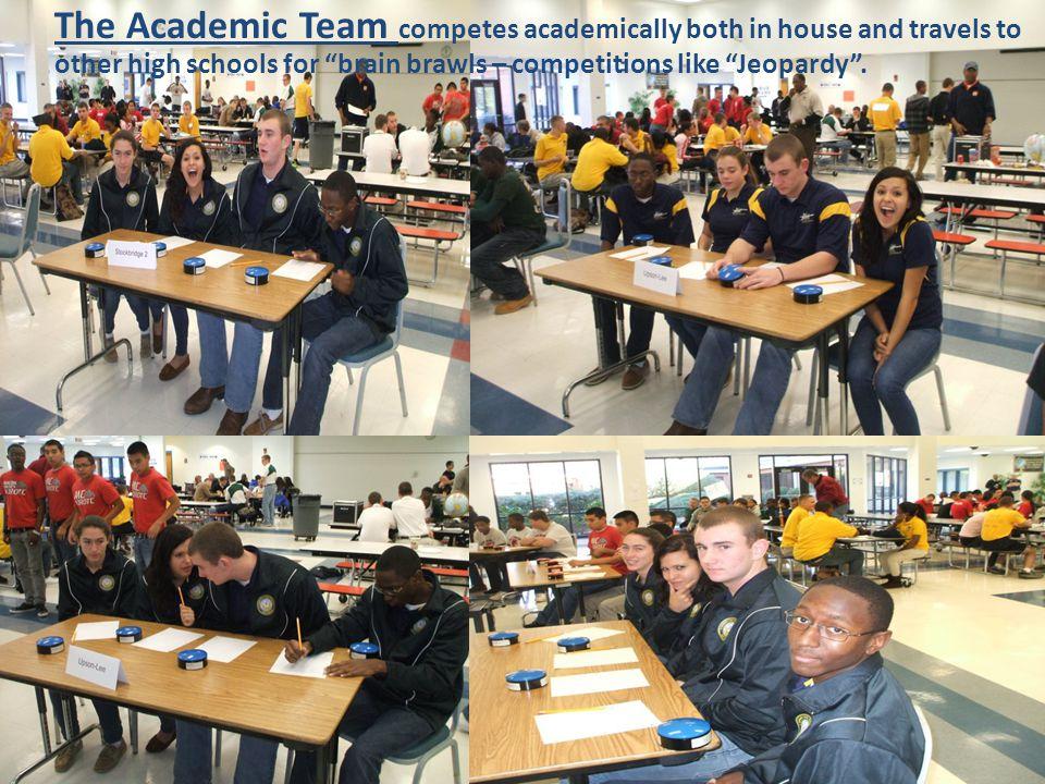 Academic Team Academic Team