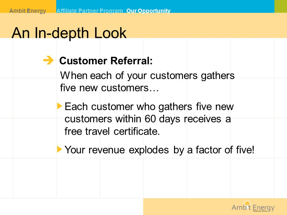 An In-depth Look Customer Referral: