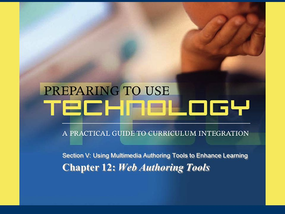 Chapter 12: Web Authoring Tools