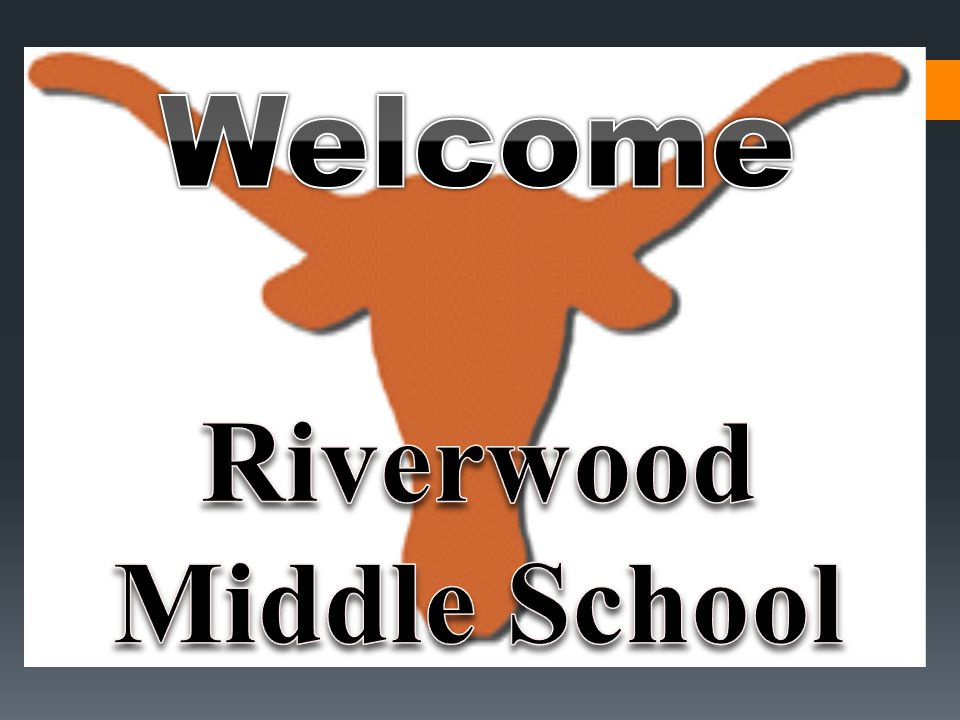 Welcome to Riverwood Middle School