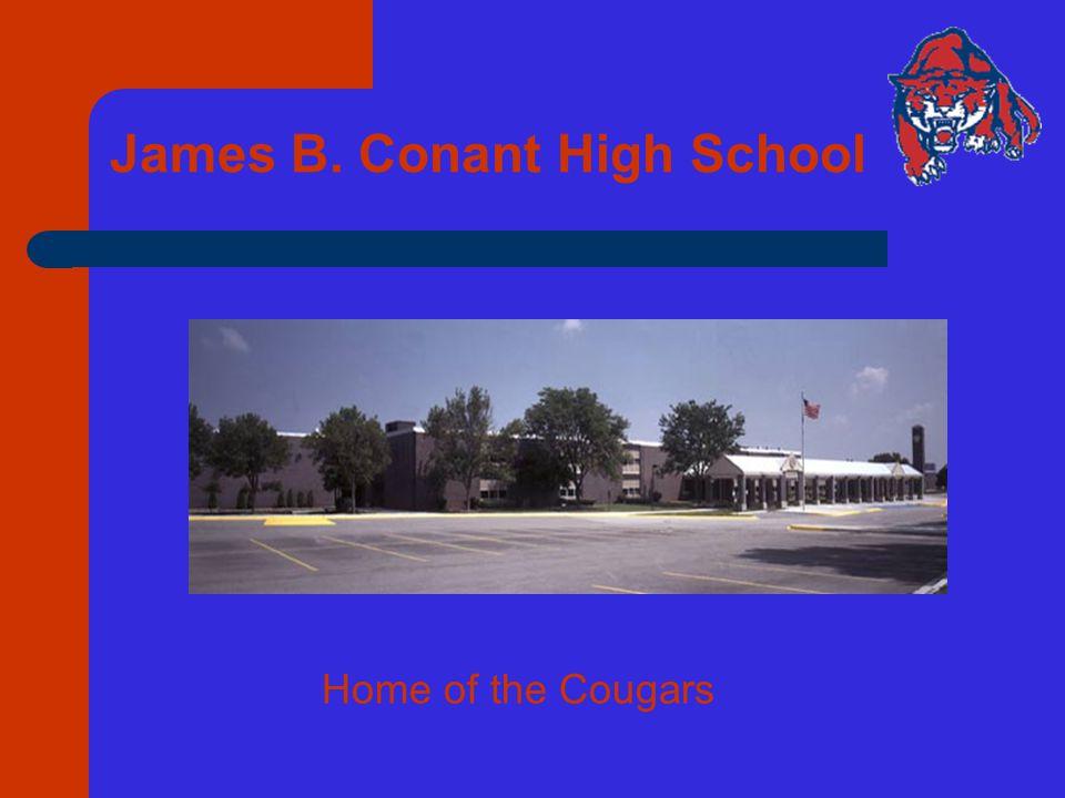 James B. Conant High School