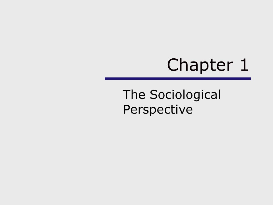 3 sociological perspectives Edexcel btec level 3 nationals specification in health and social care – issue 1 – june 2010 © edexcel limited 2010 1 unit 7: sociological perspectives for.