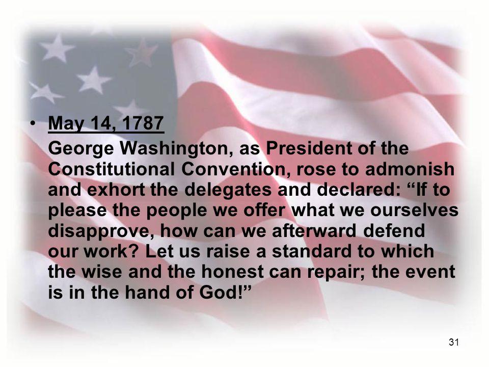 May 14, 1787