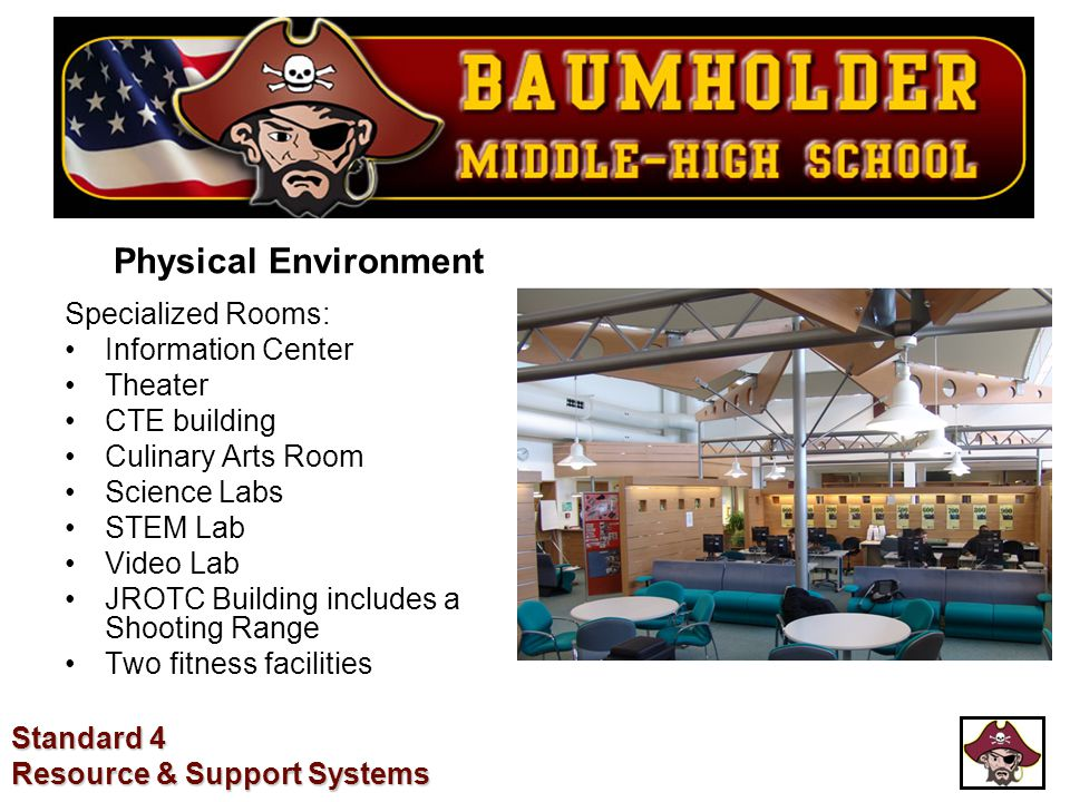 Physical Environment Specialized Rooms: Information Center Theater
