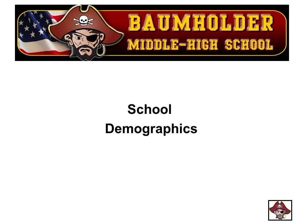 School Demographics.