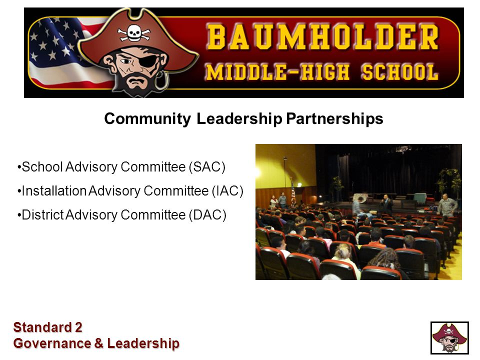 Community Leadership Partnerships