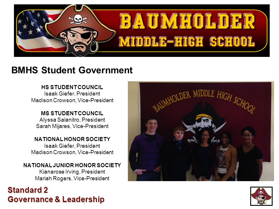 BMHS Student Government