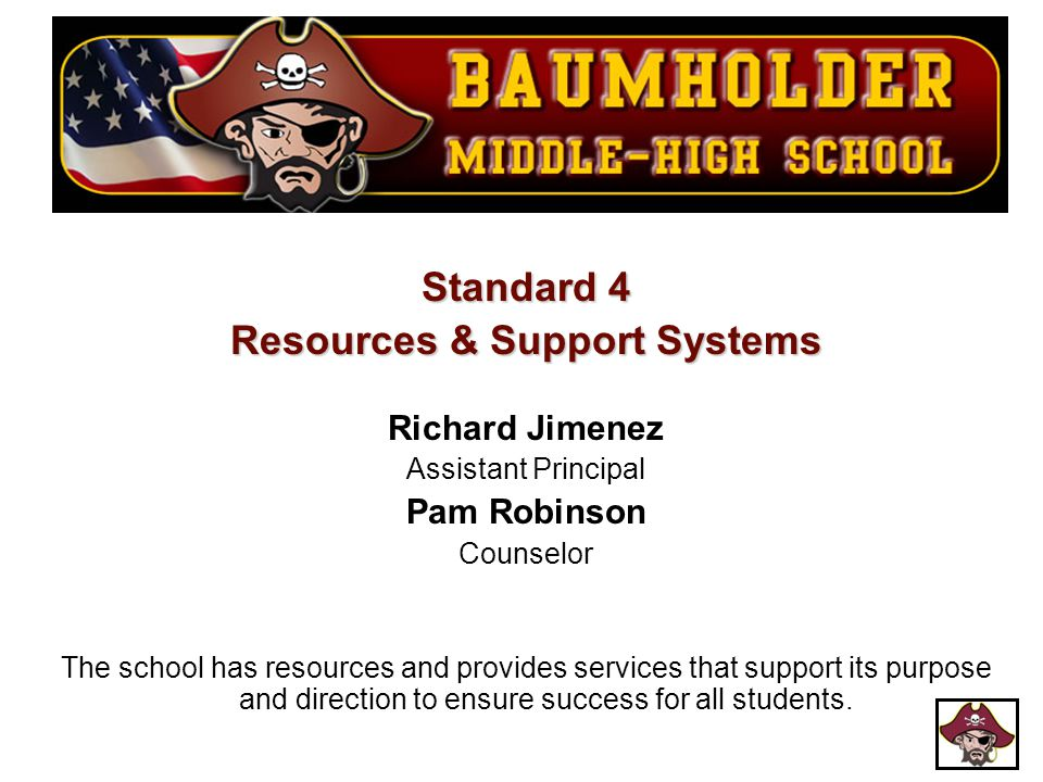 Resources & Support Systems