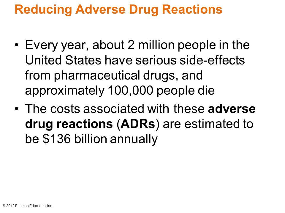 Reducing Adverse Drug Reactions