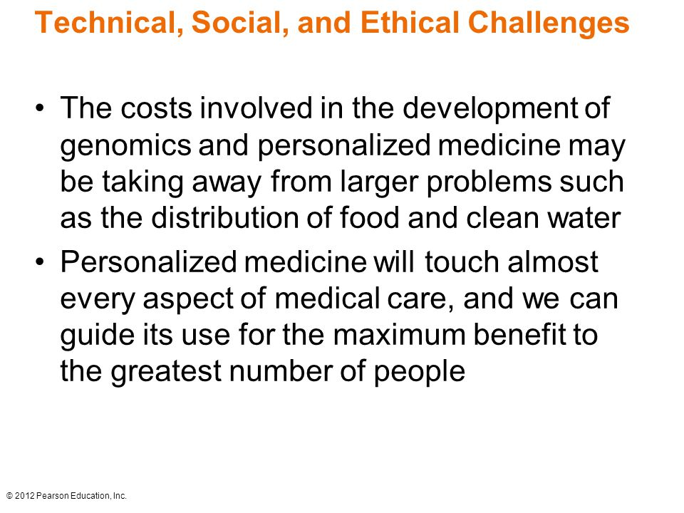 Technical, Social, and Ethical Challenges