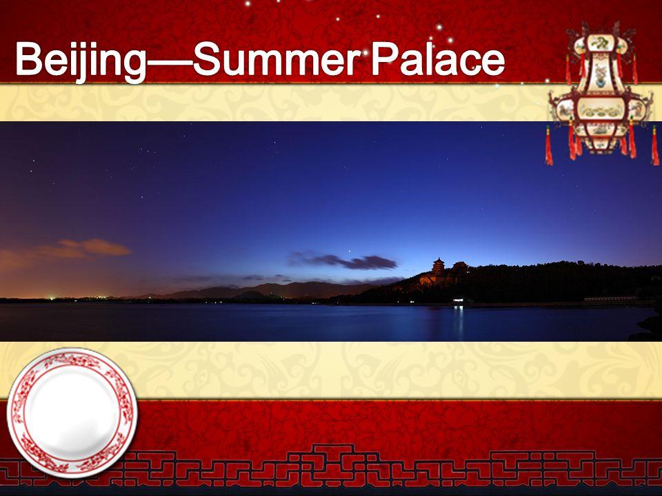 Beijing—Summer Palace
