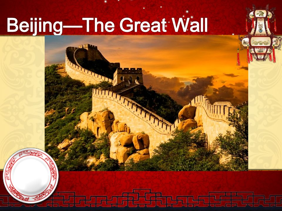 Beijing—The Great Wall