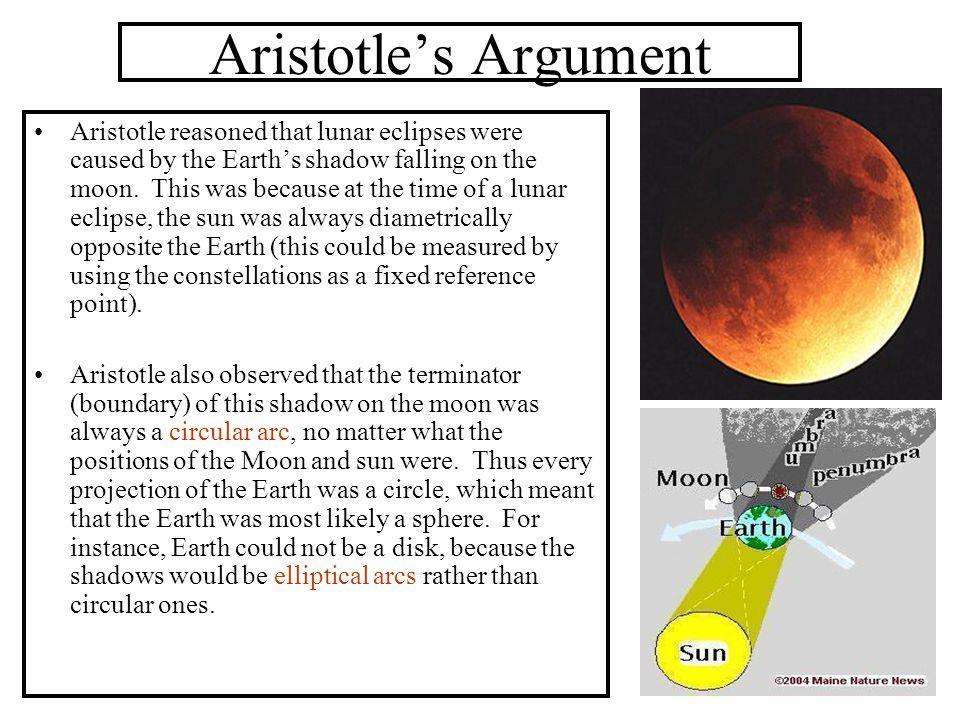 Aristotle's Argument