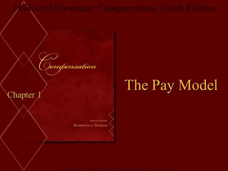 The Pay Model Chapter 1