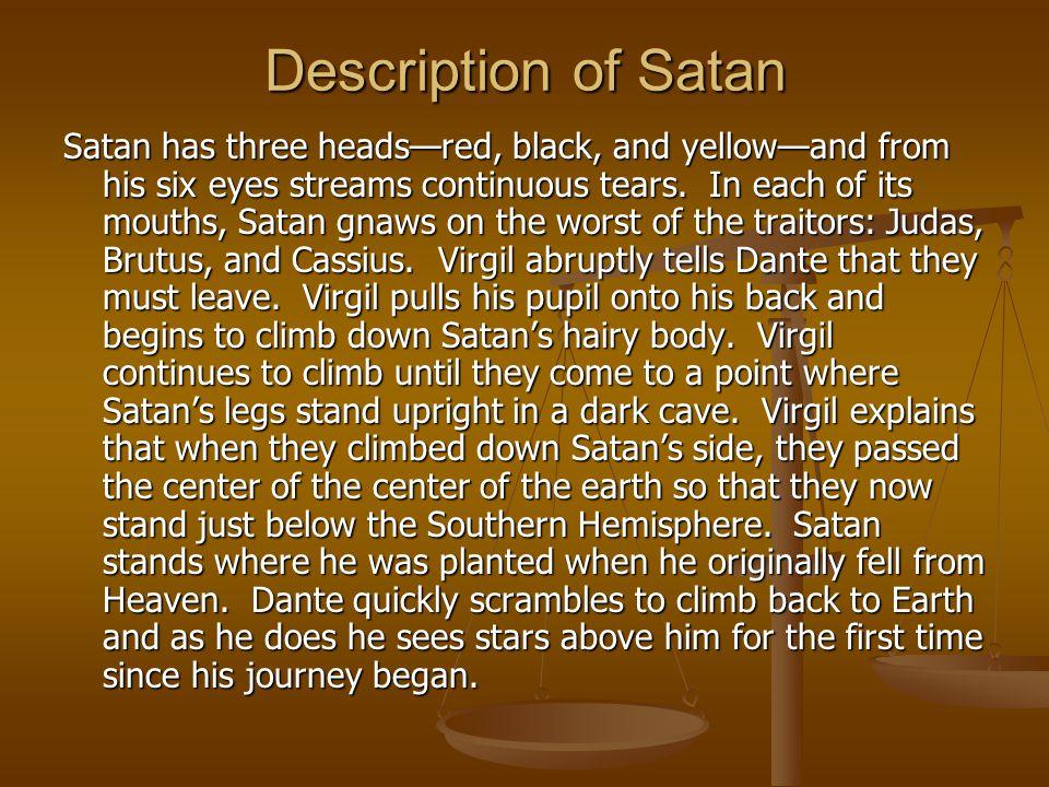 Description of Satan