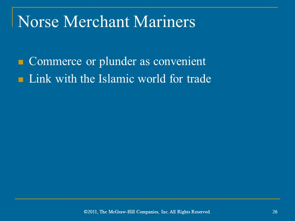 Norse Merchant Mariners