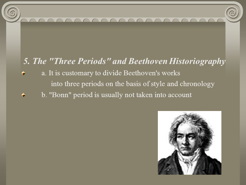 5. The Three Periods and Beethoven Historiography
