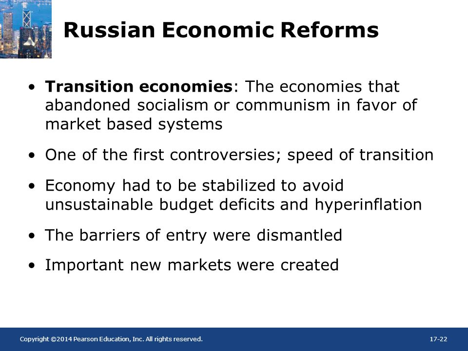 Russian Economic Reforms