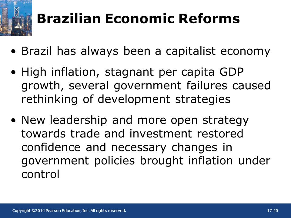 Brazilian Economic Reforms