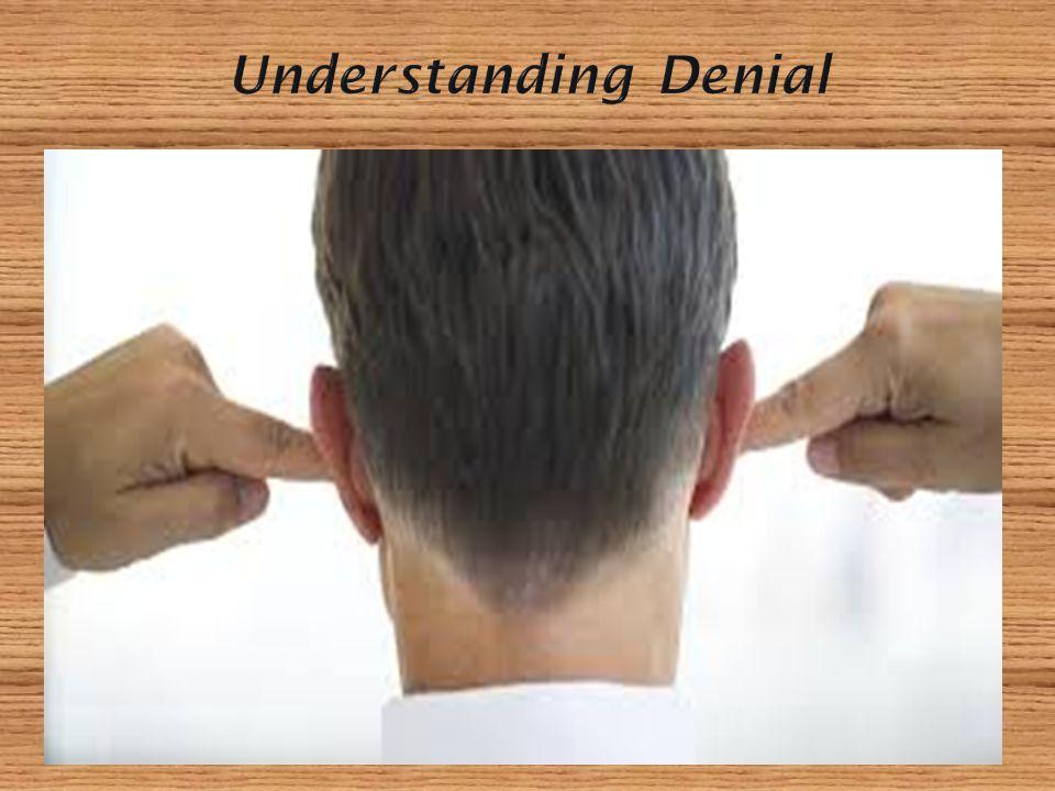 Understanding Denial