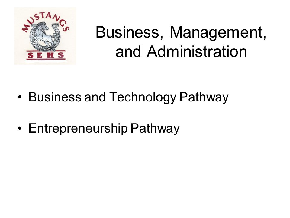 Business, Management, and Administration