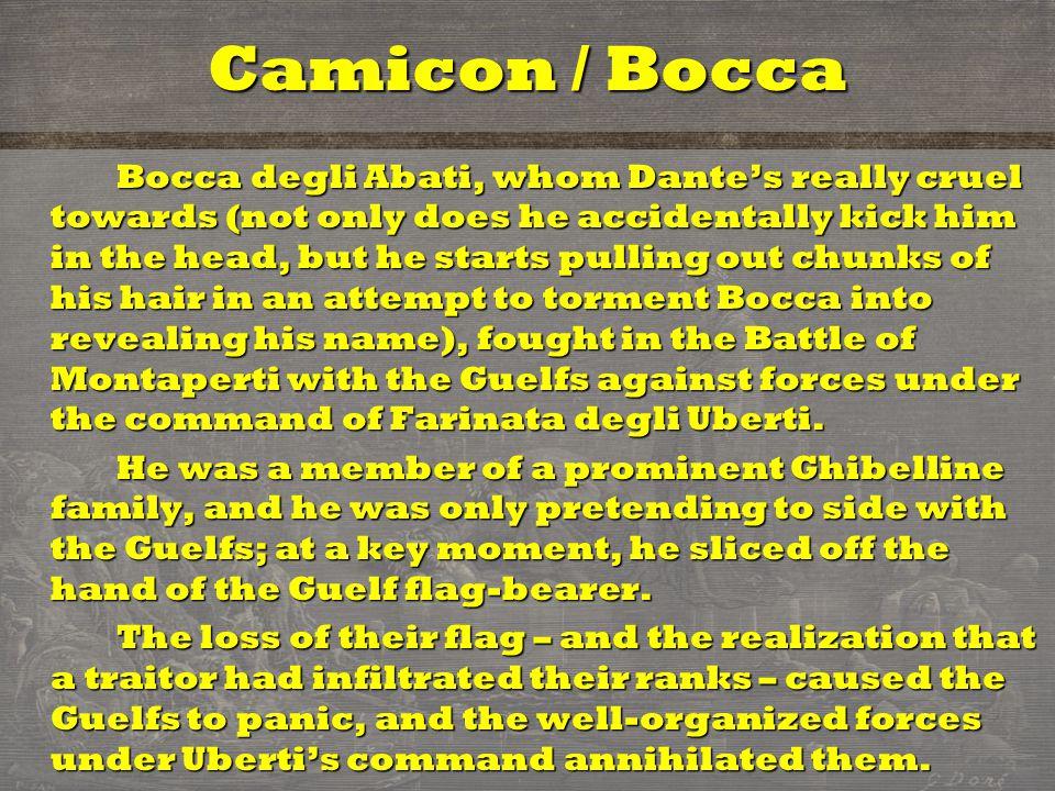 Camicon / Bocca