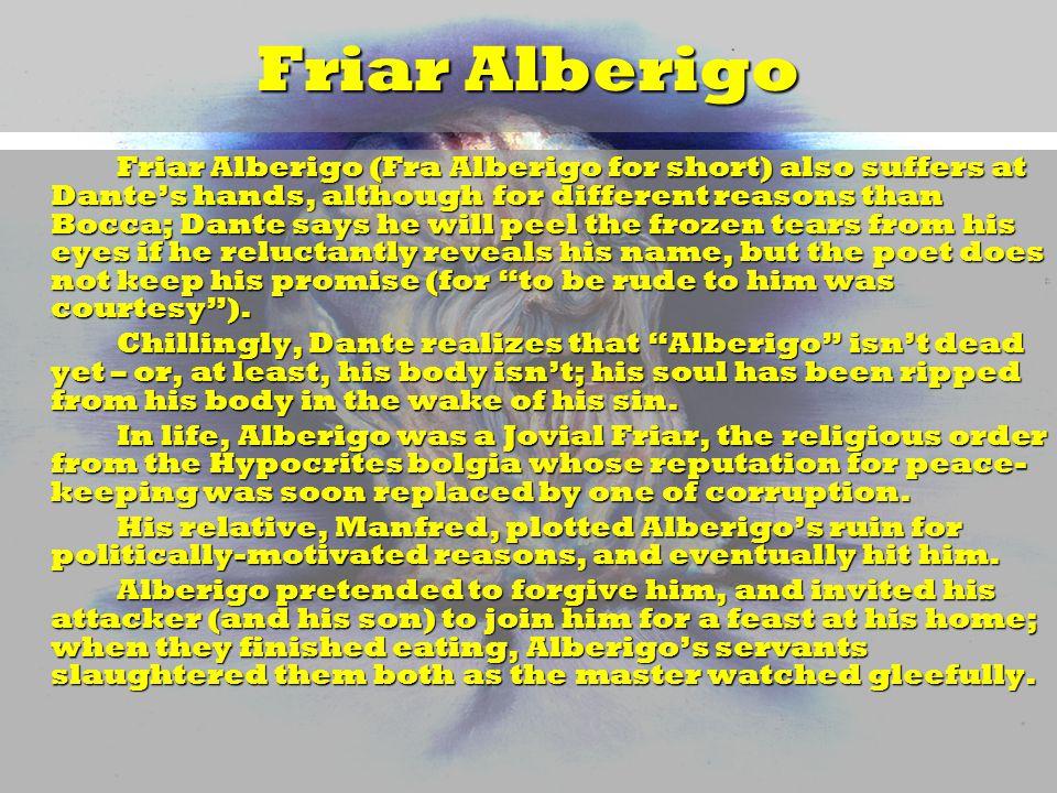 Friar Alberigo