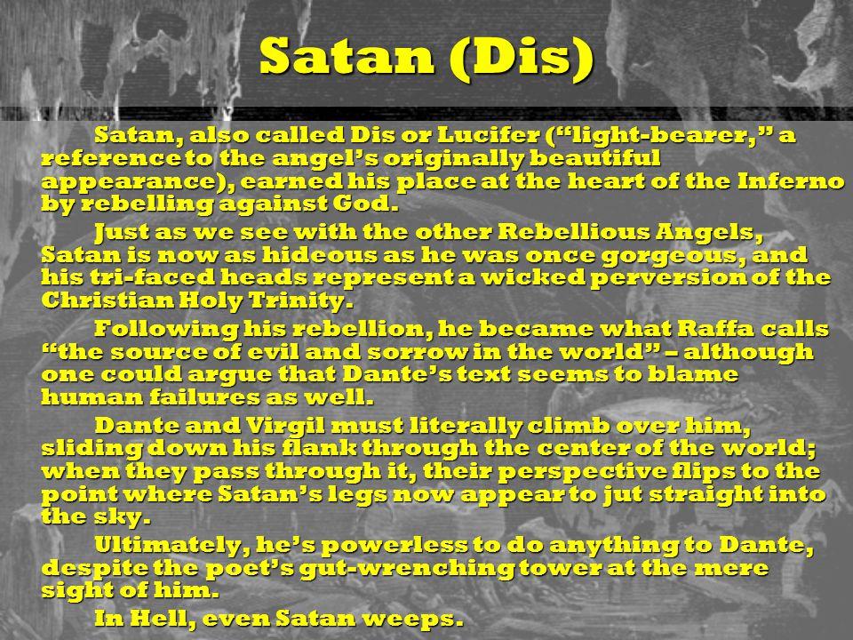 Satan (Dis)