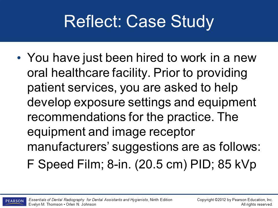 Reflect: Case Study