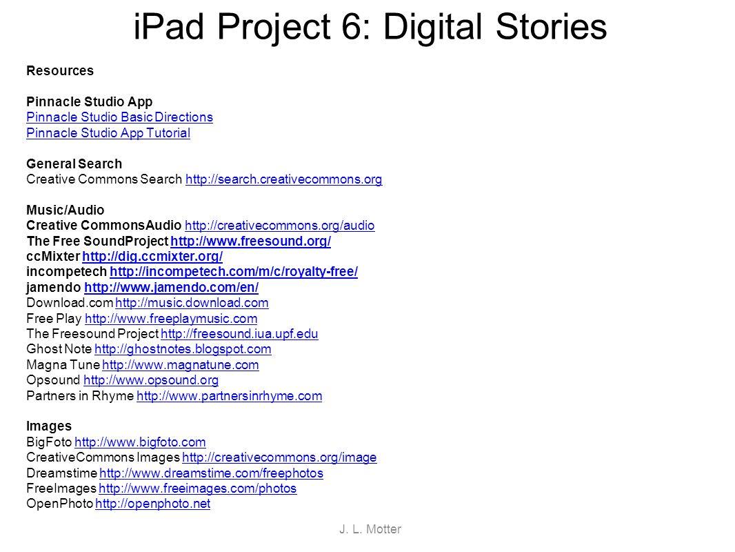 iPad Apps for Artmaking