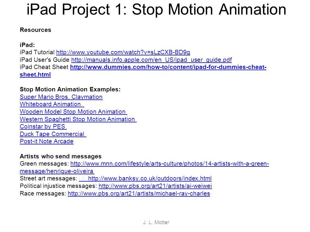 iPad Project 2: PSU Perspective WebQuest