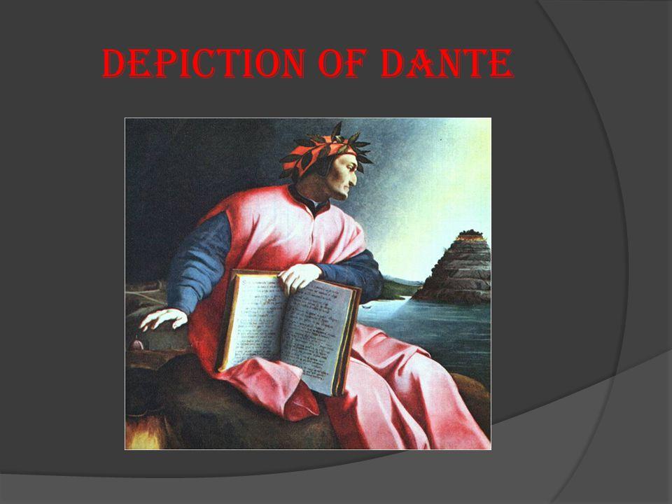DEPICTION OF DANTE