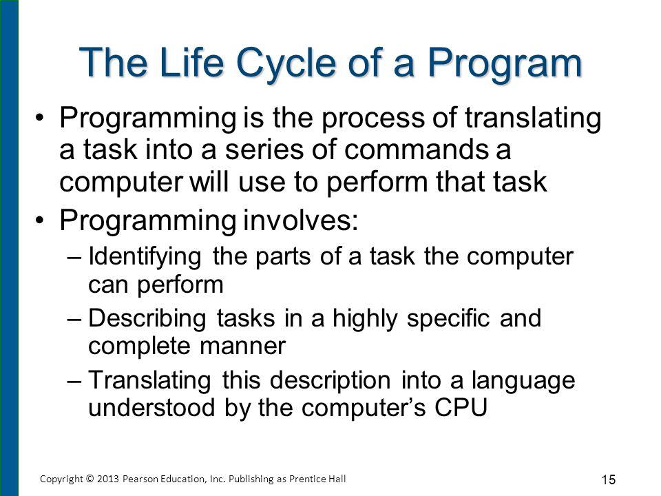 Program Development Life Cycle