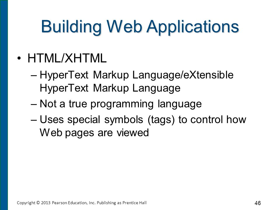 Scripting Languages for the Web