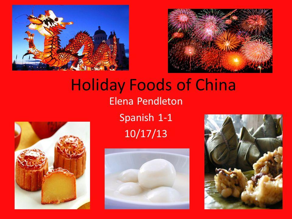 Elena Pendleton Spanish 1-1 10/17/13