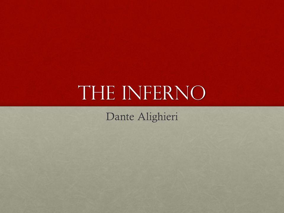 The Inferno Dante Alighieri
