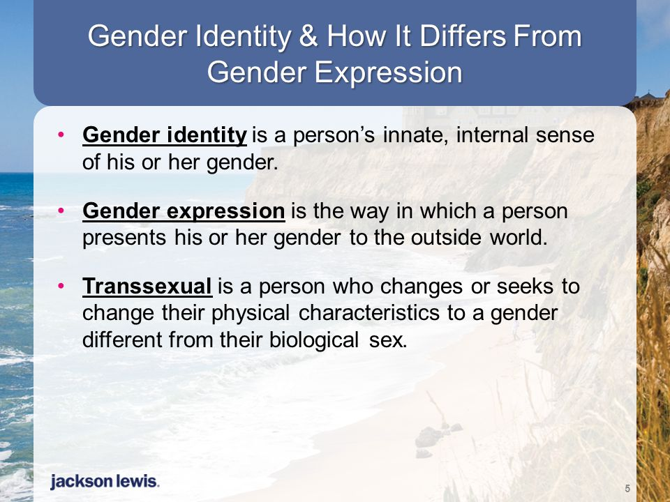 Gender Identity & How It Differs From Gender Expression