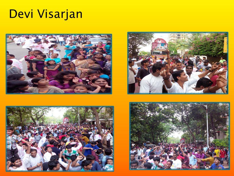 Devi Visarjan