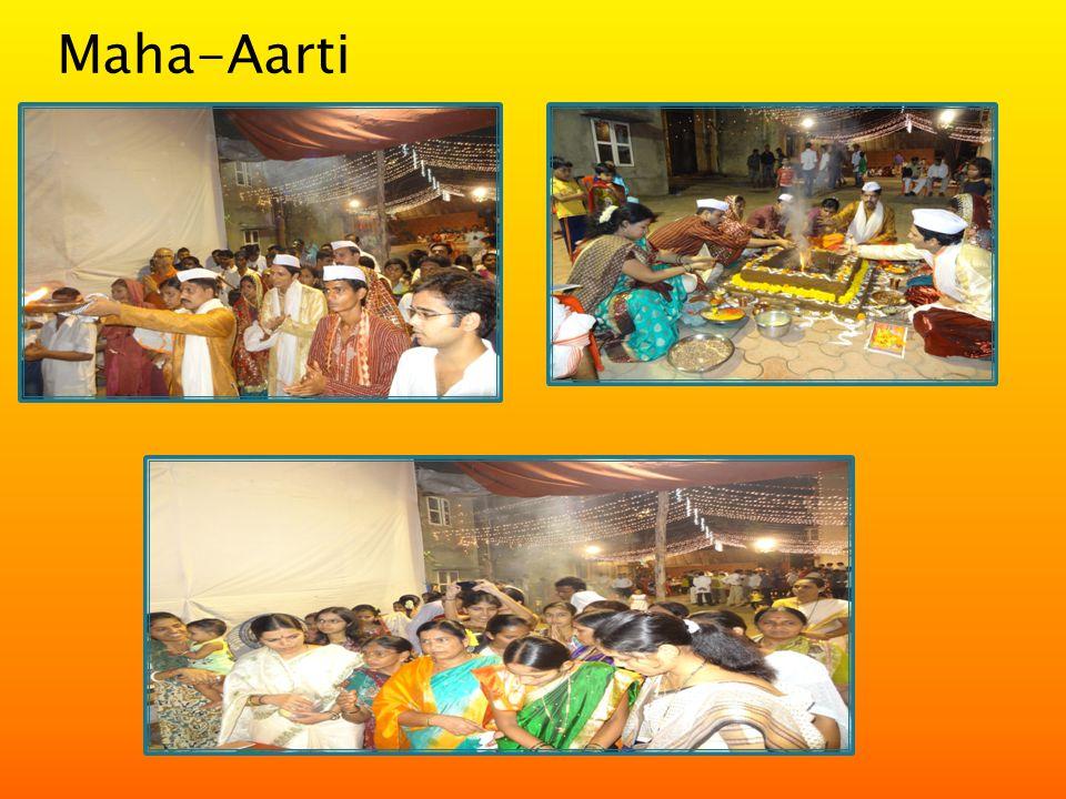 Maha-Aarti
