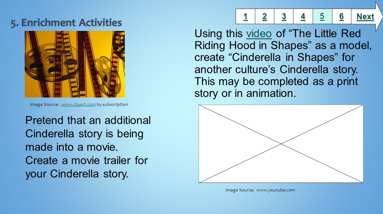 5. Enrichment Activities