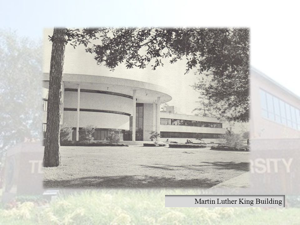 Martin Luther King Building