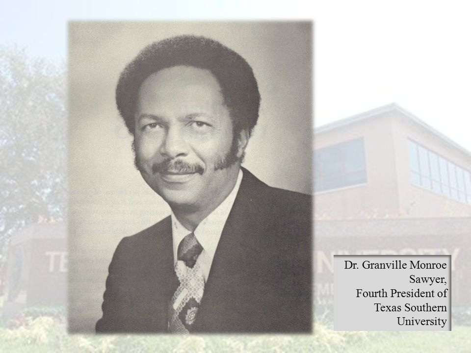 Dr. Granville Monroe Sawyer,