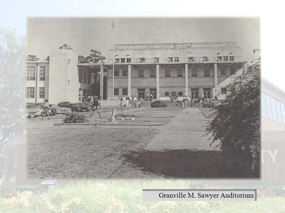 Granville M. Sawyer Auditorium
