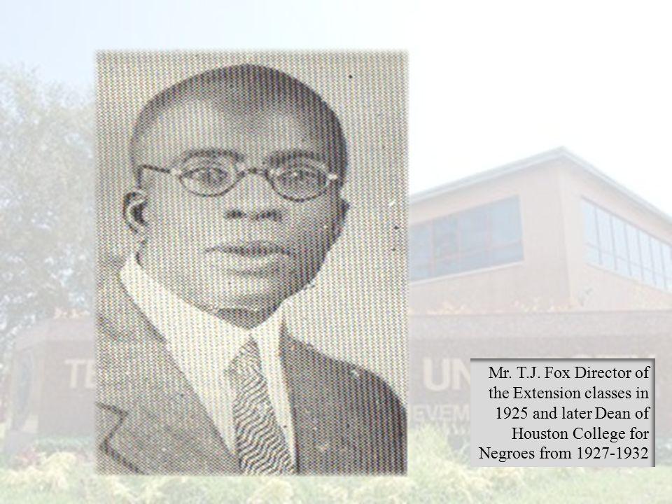 Mr. T.J.