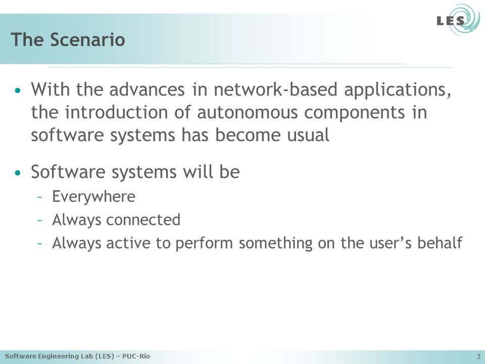 Software systems will be