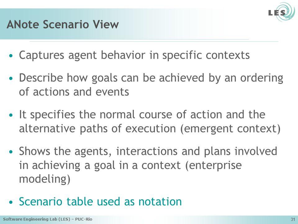 Captures agent behavior in specific contexts
